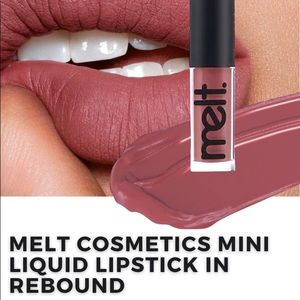 🍋 5/$25 • Melt Lipstick
